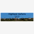 Highland Safaris - Logo