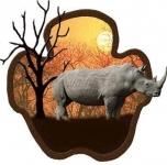 Rhinoland Safaris - Logo